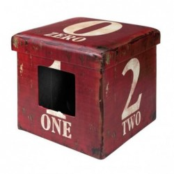 D&D Katzenbox Ottoman One...