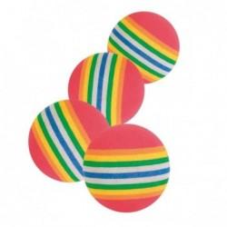 Trixie 4 Rainbow-Bälle -...
